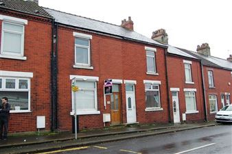 Thumbnail 2 bed terraced house to rent in Collingwood Street, Coundon