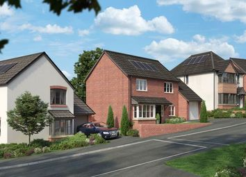 Thumbnail 4 bed detached house for sale in Elm Walk, Portishead, Bristol