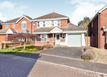 Thumbnail 4 bedroom detached house for sale in Nash Green, Staplegrove, Taunton