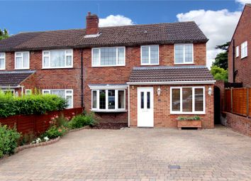 Thumbnail 4 bed semi-detached house for sale in The Orchard, Kings Langley