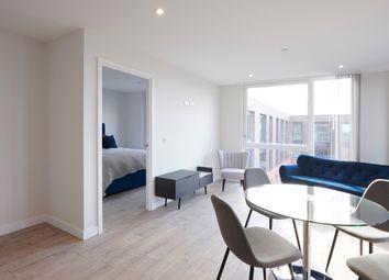 1 bed flat to rent in Saffron Court, Crocus Street, Nottingham NG2