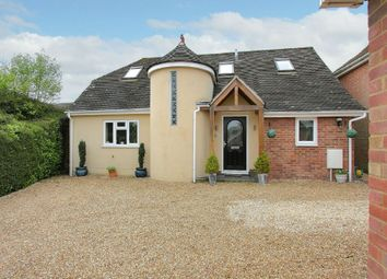 Thumbnail 3 bed detached house for sale in London Road, Andover