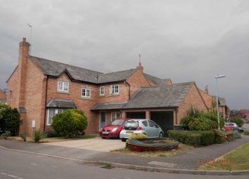 Thumbnail 4 bed detached house to rent in Hillfield Road, Oundle, Peterborough