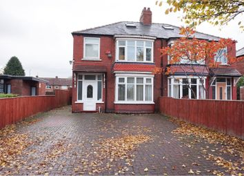 Thumbnail 2 bed semi-detached house for sale in Park Road South, Linthorpe, Middlesbrough