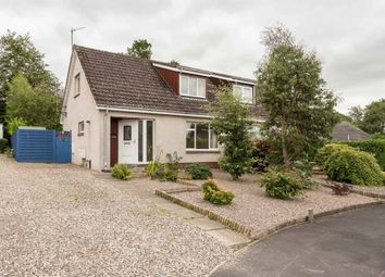 Thumbnail 3 bed semi-detached house for sale in Turfbeg Place, Forfar, Angus