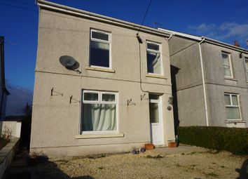 Thumbnail 3 bedroom detached house to rent in Heol Rhosybonwen, Cross Hands, Llanelli