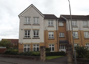 Thumbnail 2 bed flat to rent in George Laing Court, Stenhousemuir, Larbert
