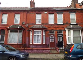 Thumbnail 3 bedroom terraced house for sale in Bennett Street, Liverpool, England, United Kingdom