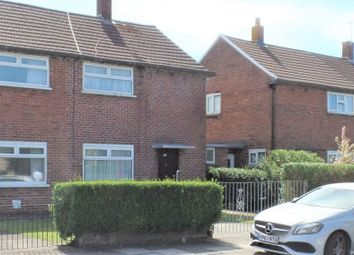 Thumbnail 2 bed semi-detached house to rent in Countisbury Avenue, Llanrumney, Cardiff