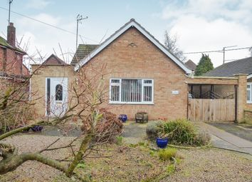 Thumbnail 2 bedroom detached bungalow for sale in Burrett Road, Wisbech