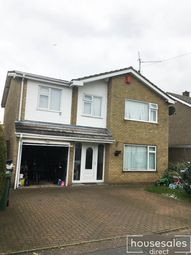 Clarence Road, Wisbech PE13. 4 bed detached house for sale
