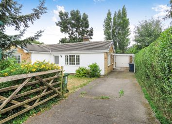 Thumbnail 3 bed detached bungalow for sale in Butts Close, Somersham, Huntingdon