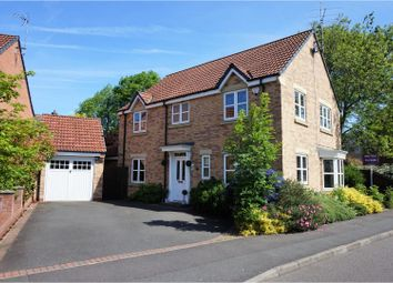 Thumbnail 4 bedroom detached house for sale in Prestwick Way, Chellaston