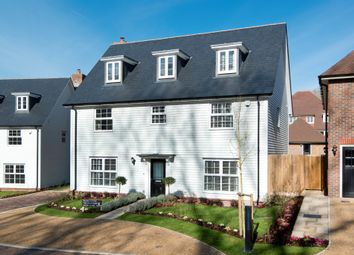 Thumbnail 5 bed detached house for sale in College Road, West Sussex, Ardingly