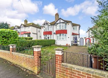 Thumbnail 3 bed semi-detached house for sale in Thong Lane, Gravesend, Kent