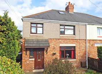 Thumbnail 3 bed semi-detached house for sale in Derwent Road, Ferryhill, Durham