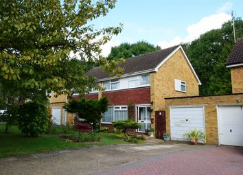Thumbnail 3 bed semi-detached house for sale in Taywood Close, Loveswood, Stevenage, Hertfordshire