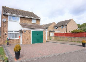 Thumbnail 3 bed detached house for sale in Bletchley, Milton Keynes