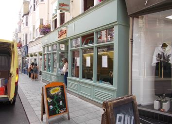 Thumbnail Restaurant/cafe to let in 14 East Street, Brighton