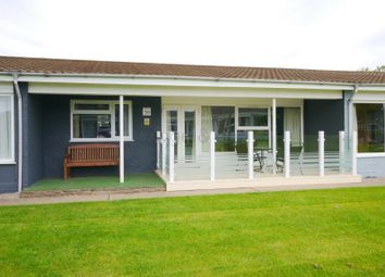 Thumbnail 2 bedroom property for sale in 39 Broadland Holiday Village, Marsh Road, Oulton Broad, Suffolk
