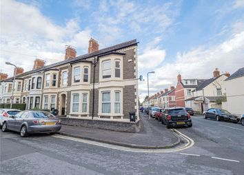 Thumbnail 3 bed end terrace house for sale in Denton Road, Canton, Cardiff