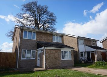Thumbnail 4 bed link-detached house for sale in The Oaks, Ashill, Thetford