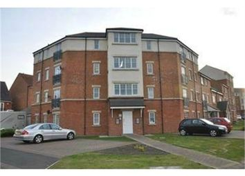 Thumbnail 2 bed flat to rent in Redgrave Close, St James' Village, Gateshead, Tyne And Wear