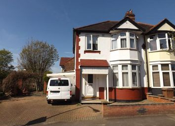 Thumbnail 3 bed semi-detached house for sale in Castleton Road, London
