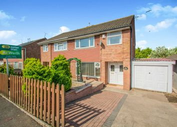 Thumbnail 3 bed semi-detached house for sale in Vincent Close, Barry
