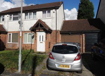 Thumbnail 2 bed semi-detached house for sale in Eaton Drive, Ashton-Under-Lyne, Ashton-Under-Lyne