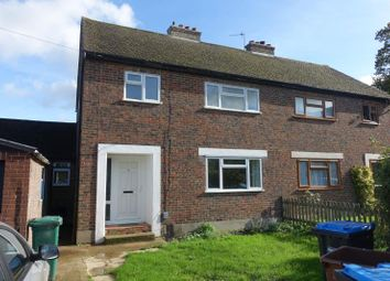 Thumbnail 4 bed semi-detached house to rent in Larch Close, Warlingham