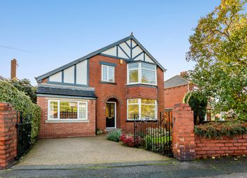 Thumbnail 4 bed detached house for sale in Northfield Lane, Horbury, Wakefield