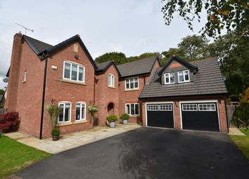 Thumbnail 5 bed detached house for sale in Beech Drive, Calderstones Park, Whalley