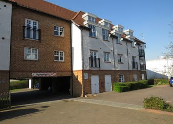 Thumbnail 2 bed flat for sale in Bowyer Drive, Letchworth Garden City