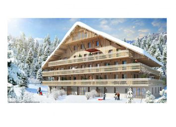 Thumbnail 3 bed apartment for sale in Rhône-Alpes, Haute-Savoie, Châtel