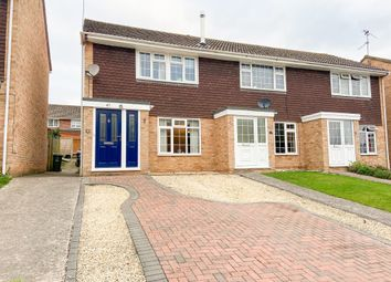 Thumbnail 3 bed end terrace house for sale in Plantagenet Chase, Yeovil, Somerset