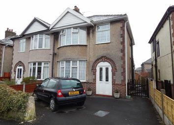 Thumbnail 3 bedroom semi-detached house for sale in Haddon Rd, Buxton, Derbyshire