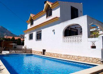 Thumbnail 1 bed semi-detached house for sale in La Nucia, La Nucia, Alicante, Valencia, Spain