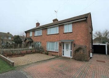 Thumbnail 3 bed semi-detached house to rent in Gilda Crescent, Polegate, East Sussex