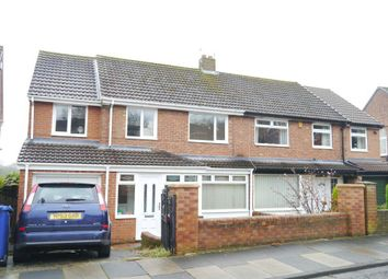 Thumbnail 4 bedroom semi-detached house for sale in Wilsway, Throckley, Newcastle Upon Tyne