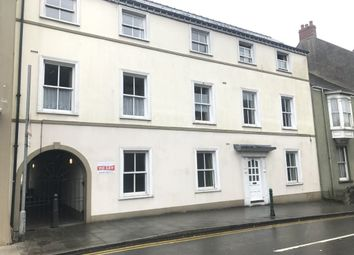 Thumbnail 2 bed flat to rent in Westgate Hill, Pembroke, Pembrokeshire