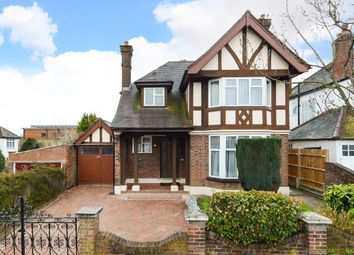 Thumbnail 4 bed detached house for sale in Grange Gardens, South Norwood