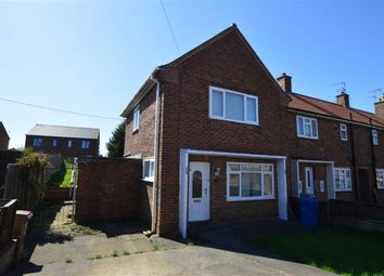 Thumbnail 2 bed semi-detached house for sale in Whimbrel Avenue, Hornsea, East Yorkshire