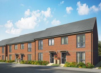 """Thumbnail 3 bed terraced house for sale in """"The Hornbeam"""" at Palmers Field Avenue, Chichester"""