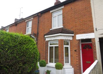 Thumbnail 3 bed terraced house for sale in Twyford Road, Eastleigh