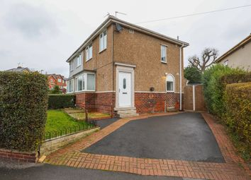 Thumbnail 3 bed semi-detached house for sale in Ridgehill Avenue, Sheffield