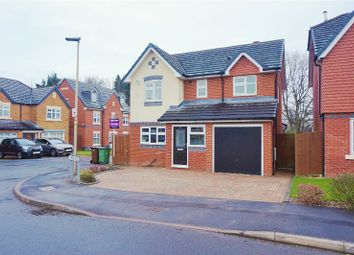 Thumbnail 3 bed detached house for sale in Priestfields, Leigh