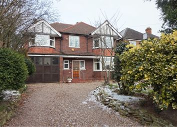 Thumbnail 4 bed detached house for sale in Chester Road, Birmingham