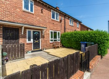 Thumbnail 3 bed terraced house for sale in Wansfell Avenue, Kenton, Newcastle Upon Tyne