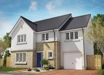 "Thumbnail 5 bed detached house for sale in ""The Darroch"" at Capelrig Road, Newton Mearns, Glasgow"